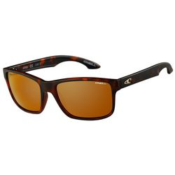 O'Neill Mens Anso Tortoise Polarized Sunglasses