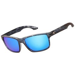 O'Neill Mens Anso Crystal Polarized Sunglasses