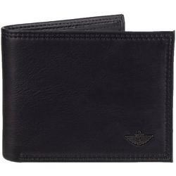 Mens Slim Tri-Fold Wallet