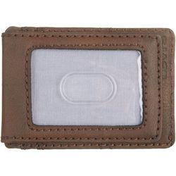 Mens Magnetic Slim Front Pocket Wallet