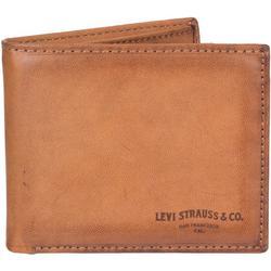 Mens Extra Capacity Slimfold Wallet