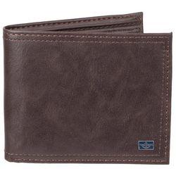 Dockers Mens RFID-Blocking X-Cap Slim Fold Wallet