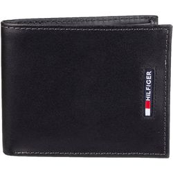 Tommy Hilfiger Mens Spencer Extra Capacity Slim Wallet