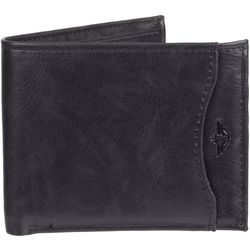 Mens RFID-Blocking Passcase Wallet