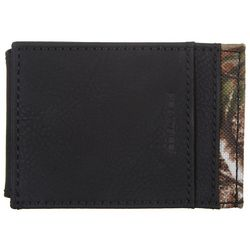 Mens Magnetic Front Pocket Wallet