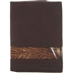 Realtree Mens Trifold RFID Camo Wallet