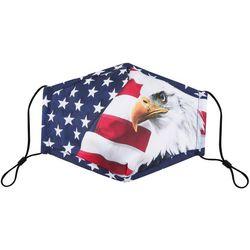Land Of Liberty Mens Patriotic Eagle Mask
