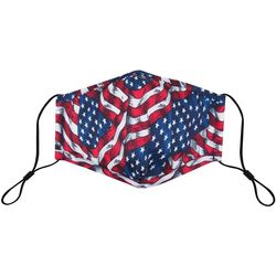 Land Of Liberty Mens Graphic Flag Mask