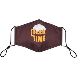 Mens Beer Time Mask
