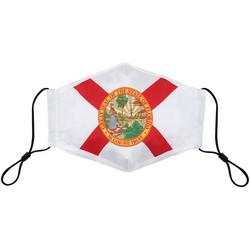 Mens Flag Of Florida Mask