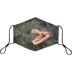 Mens Graphic Alligator Mask