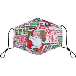 Bespoke Mens Santa One Night Only Mask