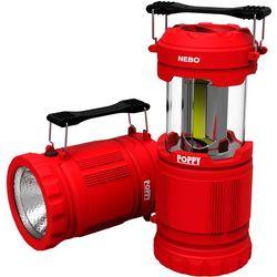 Poppy Lantern & Flashlight