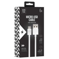 Gentek Micro USB Cable
