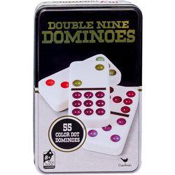 55-pc. Double Nine Dominoes