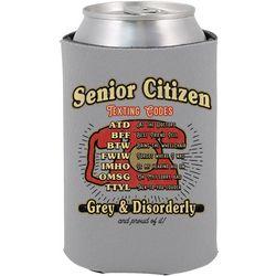 Senior Citizen Text Codes Can Cooler