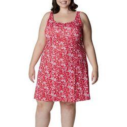 Columbia Womens PFG Summer Vibes Sleevless Dress