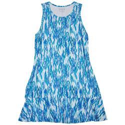 Plus Reel-Tec Majestic Ruffle Dress