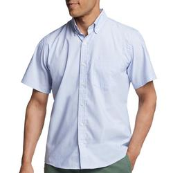 Mens Advantage Solid Short Sleeve Shirt
