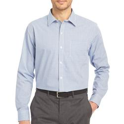 Mens Blue Mazarine Traveler Shirt
