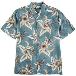 Mens Island Button Down Shirt