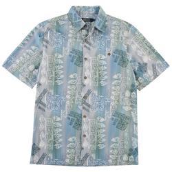 Mens Printed Woven Shirt