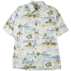 Mens Island Short Sleeve Shirt