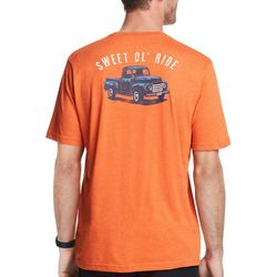 IZOD Mens Sweet Ol' Ride Short Sleeve T-Shirt