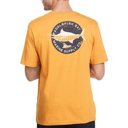 IZOD Mens Paddlefish Bay Short Sleeve T-Shirt