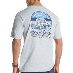 IZOD Mens Lazy Lake Short Sleeve T-Shirt