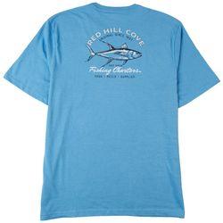 IZOD Mens Red Hill Cove Heathered T-Shirt