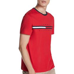 Tommy Hilfiger Mens Tino Short Sleeve Shirt