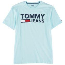 Tommy Hilfiger Mens Tommy Jean Lock Up T-Shirt