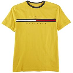 Tommy Hilfiger Mens Tino Short Sleeve Shirt
