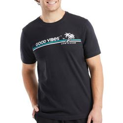 Mens Good Vibes T-Shirt