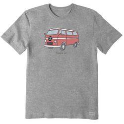 Life Is Good Mens Ramble On Crusher T-Shirt