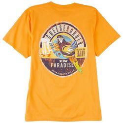 Margaritaville Mens Cheesburger In Paradise T-Shirt
