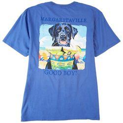 Margaritaville Mens Good Boy T-Shirt