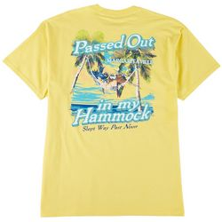 Margaritaville Mens Passed Out Again T-Shirt