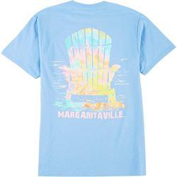Margaritaville Mens Tie Dye Adirondack T-Shirt