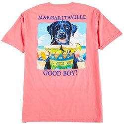 Margaritaville Mens Good Boy T-Shirt