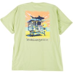 Margaritaville Mens Beach Lifeguard T-Shirt
