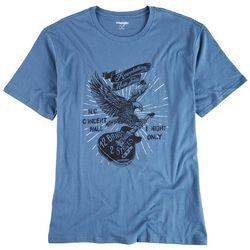 Wrangler Mens Revolution Music Festival T-Shirt