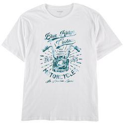 Wrangler Mens Blue Ridge Motorcycles T-Shirt