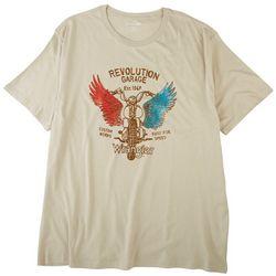 Wrangler Mens Revolution Garage T-Shirt