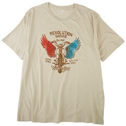 Mens Revolution Garage T-Shirt