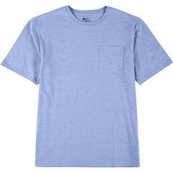 Boca Classics Mens Heather Crew Neck T-Shirt