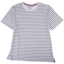International Report Mens Striped T-Shirt