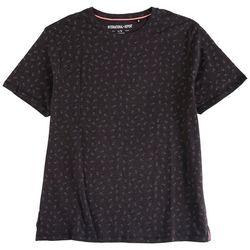 International Report Mens Skull Print T-Shirt