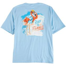 Mens Ready To Flamingle T-Shirt